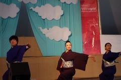 Το φεστιβάλ 11 Sakura Matsuri του 2014 Στοκ εικόνες με δικαίωμα ελεύθερης χρήσης