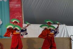 Το φεστιβάλ 12 Sakura Matsuri του 2014 Στοκ Εικόνα