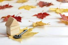 Το φθινόπωρο προσφέρει μια ακίνητη περιουσία στοκ εικόνα με δικαίωμα ελεύθερης χρήσης