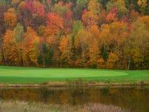 το φθινόπωρο χρωματίζει Ι&Iot Στοκ Φωτογραφίες