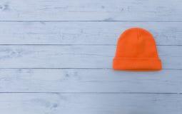 Το φθορισμού πορτοκάλι πλέκει στοκ εικόνες
