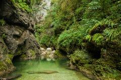 Το φράγμα στον ποταμό στοκ εικόνες