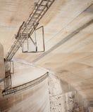 Το φράγμα Hoover Στοκ φωτογραφία με δικαίωμα ελεύθερης χρήσης
