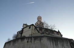 Το φρούριο στο βόρειο τμήμα της Γερμανίας Στοκ Φωτογραφία