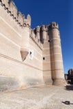 Το φρούριο της κόκας Στοκ φωτογραφία με δικαίωμα ελεύθερης χρήσης