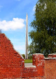 Το φρούριο του Brest Στοκ Εικόνες