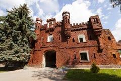 Το φρούριο του Brest Στοκ Φωτογραφία