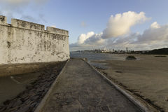 Το φρούριο των τριών σοφών ανθρώπων Στοκ Εικόνα