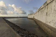 Το φρούριο των τριών σοφών ανθρώπων Στοκ φωτογραφία με δικαίωμα ελεύθερης χρήσης