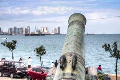 Το φρούριο Penang, Μαλαισία Στοκ Εικόνες