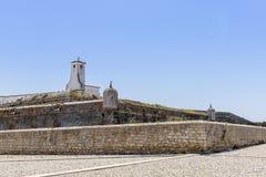 Το φρούριο Peniche σε Peniche Πορτογαλία Στοκ φωτογραφία με δικαίωμα ελεύθερης χρήσης
