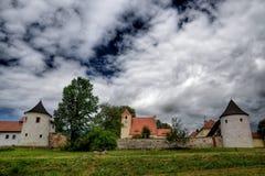 Το φρούριο Zumberk στη νότια Βοημία 2 Στοκ Φωτογραφίες