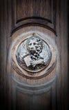 Το φτερωτό λιοντάρι του σημαδιού του ST, το σύμβολο της ενετικής Δημοκρατίας Στοκ εικόνες με δικαίωμα ελεύθερης χρήσης