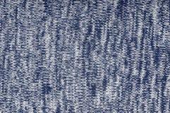 Το φυσικό μαλλί σύστασης πλέκει το σχέδιο Στοκ εικόνες με δικαίωμα ελεύθερης χρήσης