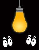 το φως βλέπει Στοκ φωτογραφία με δικαίωμα ελεύθερης χρήσης
