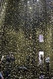 Το φως εγκατάστασης είναι χρόνος από τον πολίτη Στοκ Εικόνες