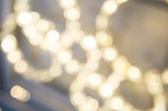 το φως θολώνει blurly από την κυκλική έννοια ακτίνων εστίασης Στοκ εικόνες με δικαίωμα ελεύθερης χρήσης