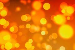 Το φως κεριών boke θολώνει για το υπόβαθρο, ελαφριά θαμπάδα boke κεριών για το υπόβαθρο Υπόβαθρο Bokee απεικόνιση αποθεμάτων