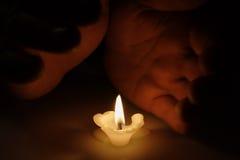 το φως προστατεύει Στοκ φωτογραφία με δικαίωμα ελεύθερης χρήσης