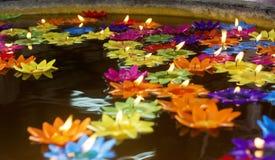 Το φως της πίστης στο βουδισμό στοκ εικόνες