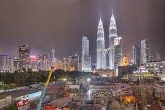 Το φως της πόλης στοκ εικόνα με δικαίωμα ελεύθερης χρήσης