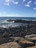 Το φωτεινό νησί Kaui Στοκ φωτογραφία με δικαίωμα ελεύθερης χρήσης