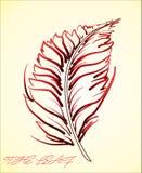 Το φύλλο στοκ εικόνα με δικαίωμα ελεύθερης χρήσης