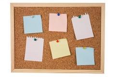 το χαρτόνι απομόνωσε το μονοπάτι σημειώσεων Στοκ εικόνα με δικαίωμα ελεύθερης χρήσης