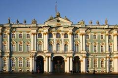Το χειμερινό παλάτι Στοκ εικόνα με δικαίωμα ελεύθερης χρήσης