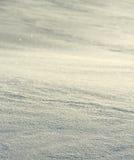 Το χιόνι λαμπιρίζει σύσταση Στοκ Εικόνα