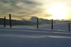 Το χιόνι στα βουνά, οροπέδιο ASIAGO, Βιτσέντσα, Ιταλία στοκ εικόνες με δικαίωμα ελεύθερης χρήσης