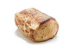 το χοιρινό κρέας πιάτων έψησ&ep Στοκ Φωτογραφία