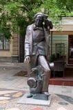 το χριστιανικό hans άγαλμα στοκ φωτογραφία με δικαίωμα ελεύθερης χρήσης
