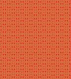 Το χρυσό άνευ ραφής εκλεκτής ποιότητας κινεζικό tracery παραθύρων επαναλαμβάνει το υπόβαθρο σχεδίων γραμμών Στοκ εικόνα με δικαίωμα ελεύθερης χρήσης