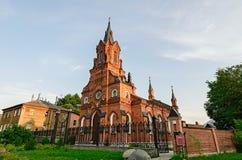 Το χρυσό δαχτυλίδι της Ρωσίας, πόλη του Βλαντιμίρ. στοκ εικόνες