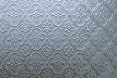 Το χρώμα του λεκιασμένου παραθύρου γυαλιού διακοσμεί στην οικοδόμηση Στοκ εικόνα με δικαίωμα ελεύθερης χρήσης