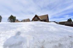 Το ΧΩΡΙΟ ΠΛΑΙΣΙΩΝ λιμνών του Carter Στοκ φωτογραφίες με δικαίωμα ελεύθερης χρήσης