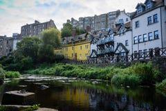 Το χωριό κρησφύγετων - Εδιμβούργο στοκ φωτογραφία με δικαίωμα ελεύθερης χρήσης