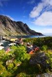 το χωριό Στοκ φωτογραφία με δικαίωμα ελεύθερης χρήσης