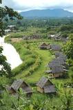 Το χωριό Pai Στοκ φωτογραφία με δικαίωμα ελεύθερης χρήσης