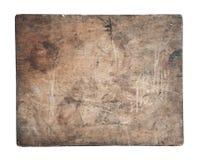 το ψαλίδισμα απομόνωσε παλαιό άσπρο ξύλινο πινακίδων μονοπατιών Στοκ φωτογραφία με δικαίωμα ελεύθερης χρήσης