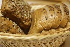 το ψωμί δακτυλογραφεί διάφορο Στοκ Φωτογραφίες