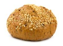 το ψωμί απομόνωσε το γλυ&kapp Στοκ Φωτογραφία