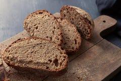 το ψωμί χαρτονιών τεμάχισε &xi Στοκ Εικόνα