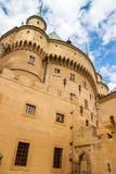 Το όμορφο και διάσημο Castle Bojnice στη Σλοβακία Στοκ Εικόνες