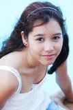 το όμορφο κορίτσι η Ταϊλάνδη στοκ εικόνα με δικαίωμα ελεύθερης χρήσης