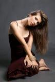 Το όμορφο κορίτσι Στοκ φωτογραφία με δικαίωμα ελεύθερης χρήσης