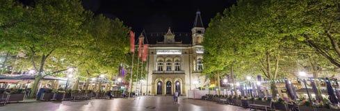 Το όμορφο Λουξεμβούργο Cercle αναφέρει Στοκ Εικόνες