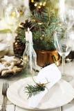 το όμορφο πεύκο πορτοκαλιών βελόνων λεμονιών ημερομηνιών σύνθεσης καφέ γαρίφαλων Χριστουγέννων σοκολάτας σφαιρών μήλων αγγέλου πα Στοκ Φωτογραφίες