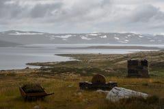 Το όμορφο τοπίο της Νορβηγίας στο καλοκαίρι Στοκ εικόνα με δικαίωμα ελεύθερης χρήσης